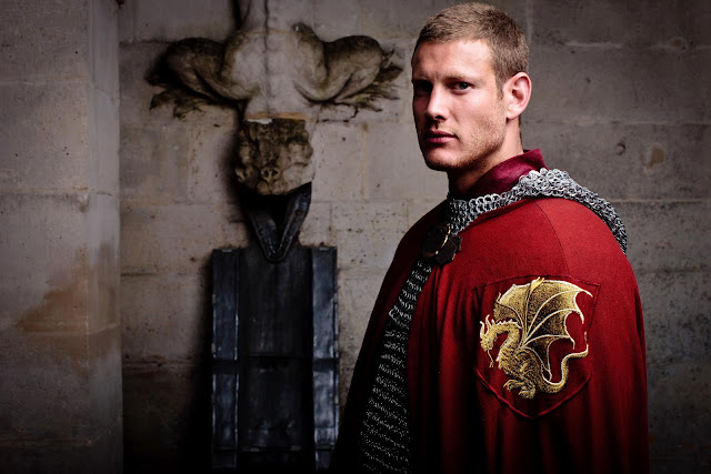 BBC Merlin season 5 hi-res promo still