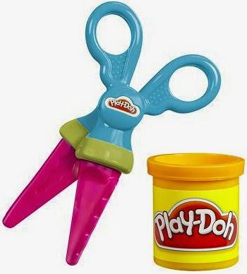 Bộ dụng cụ Playdoh Kéo cắt - 22825 Flip 'n Snip với 1 hộp bột nặn là món đồ chơi rất thú vị