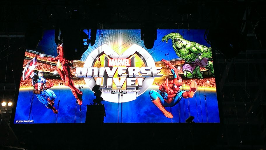 IMAG5427 Marvel Universe Live! {Review and Giveaway}