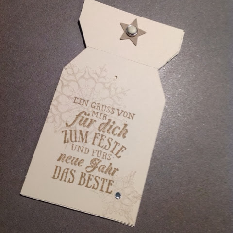 Stampin up Winterzauber