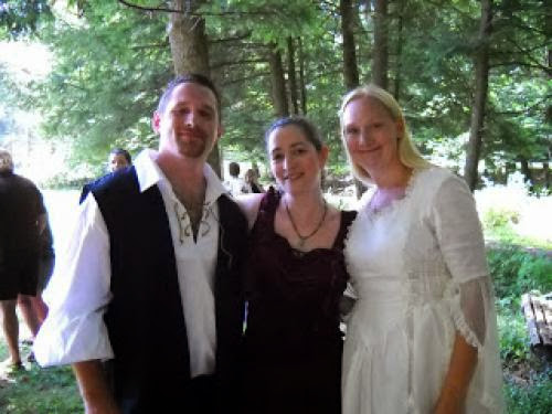 A Handfasting Joy And Responsibility
