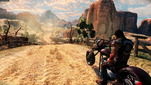 Ride To Hell Retribution (2013) Full PC Game Single Resumable Download Links ISO File For Free