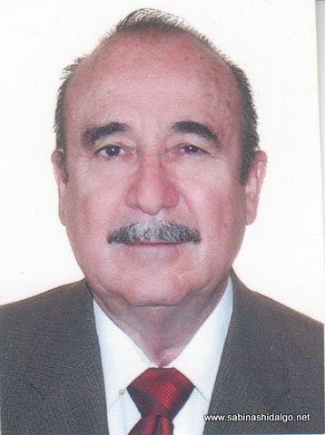 Profr. y Lic. Santiago Armando Vara Jiménez
