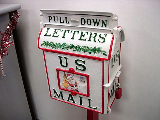 Repurposed Doremus post box