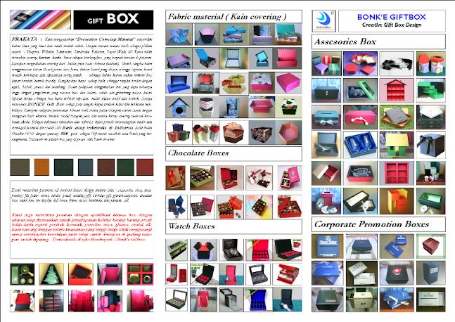 Bonk'e Giftbox - Handycrafter