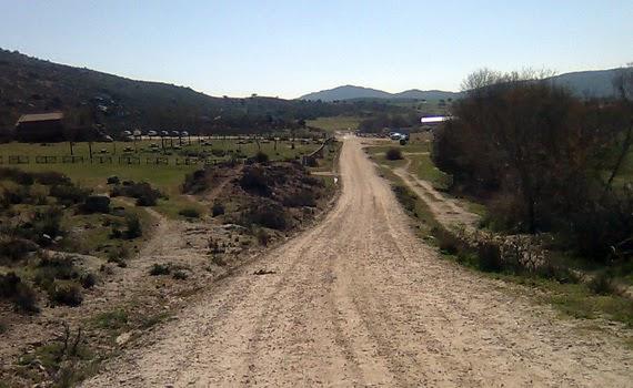 Ruta de Colmenar Viejo a Cercedilla - Sábado 7 de marzo 2015 ¿Nos acompañas?