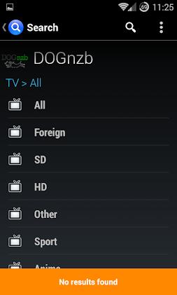 Intermittant timeouts to DOGnzb - nzb360 com