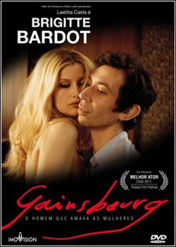 Filme Poster Gainsbourg – O Homem que Amava as Mulheres DVDRip XviD Dual Audio e RMVB Dublado