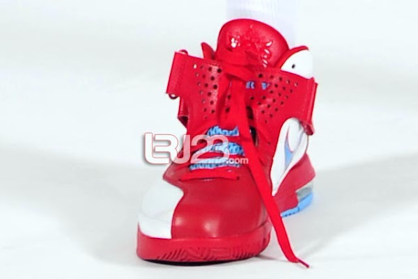 Nike Soldier 5 WNBA Angel McCoughtry amp Tina Thomson PEs