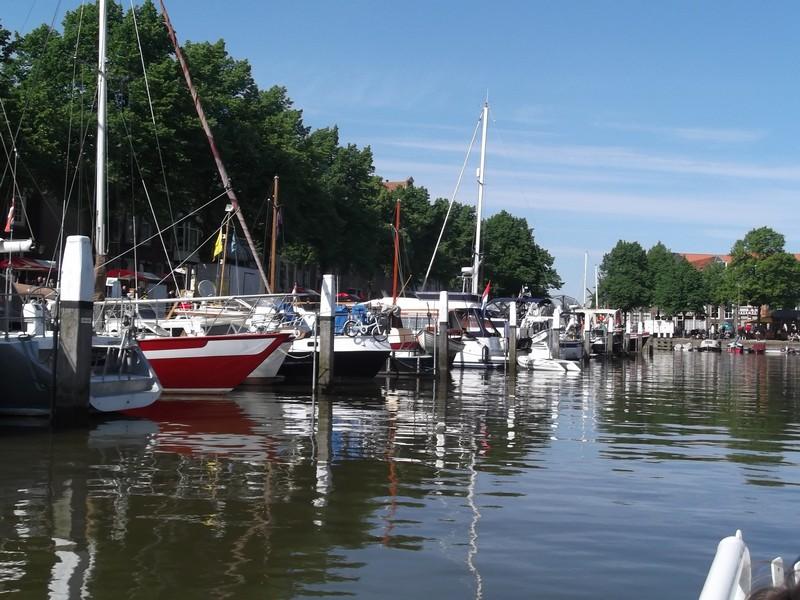 Dordrecht Imbarcazioni