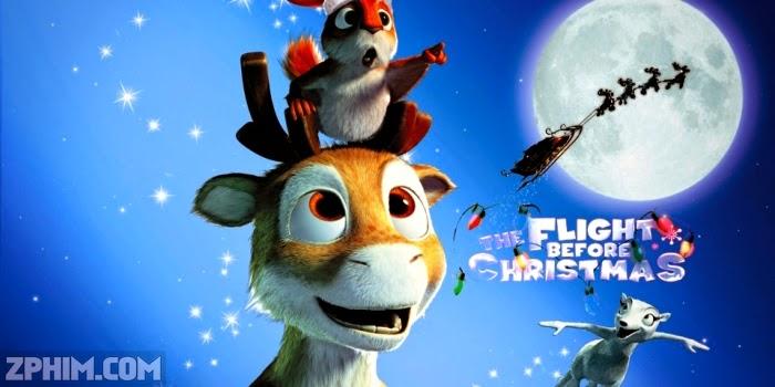 Ảnh trong phim Chuyến Bay Kỳ Thú - The Flight Before Christmas 1