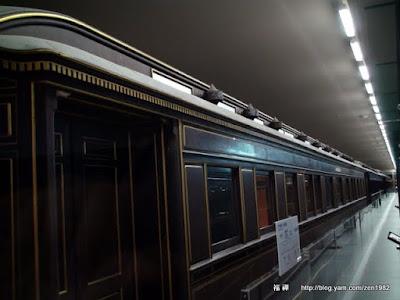 日本皇室專用的列車