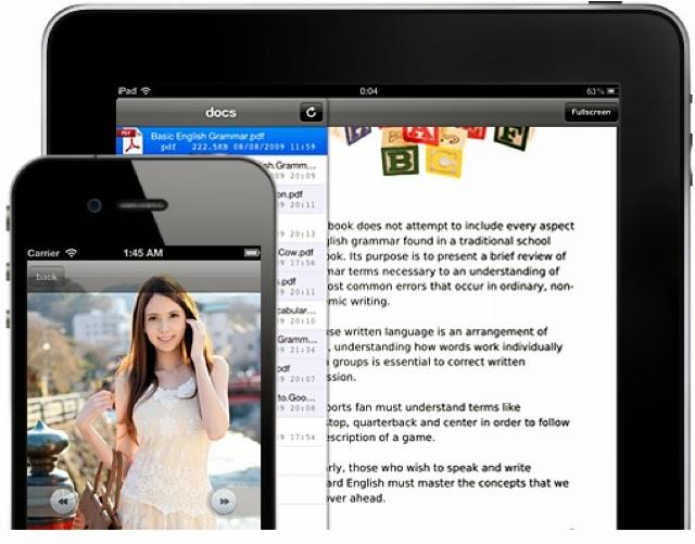 iOS 8 / Apple / Jailbreak / : iFile Express -iFunbox Alternative-