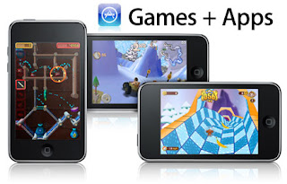 Top iPod Touch Apps & Games