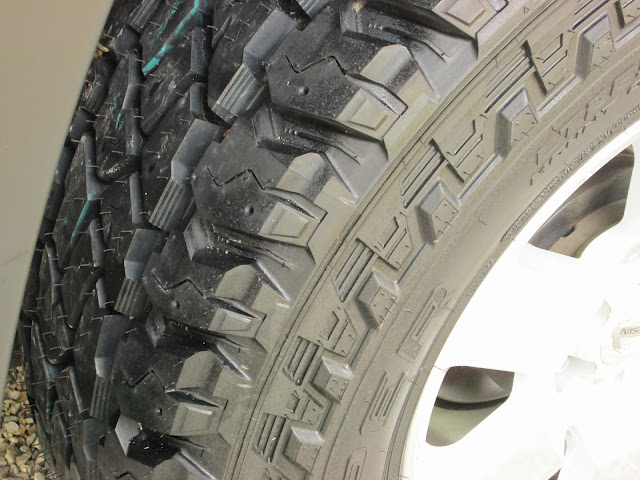 experience  cooper tires xterranation