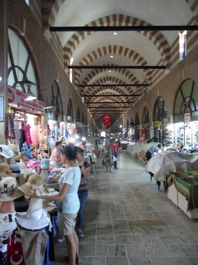 Edirne Ali Paşa Çarşısı