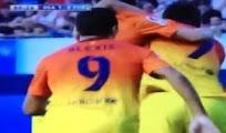 Goles Osasuna Barcelona 26_Agosto Messi