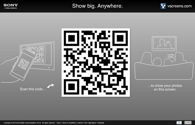 *電腦螢幕就是我手機的即時幻燈秀:vscreens (Android App) 2