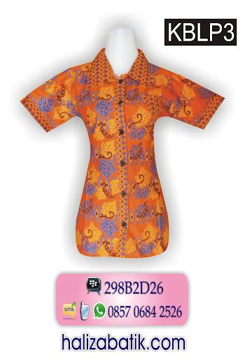 grosir batik pekalongan, batik cantik, koleksi baju batik wanita, atasan batik