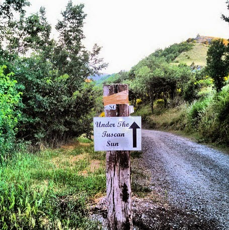 All roads leads to Under the Tuscan Sun Wines Shot with a Android RAZR HD #VZWBuzz by Katie Shea Design