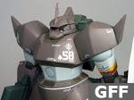 Principality of Zeon MS-14B Gelgoog High Mobility Type Kurtz custom