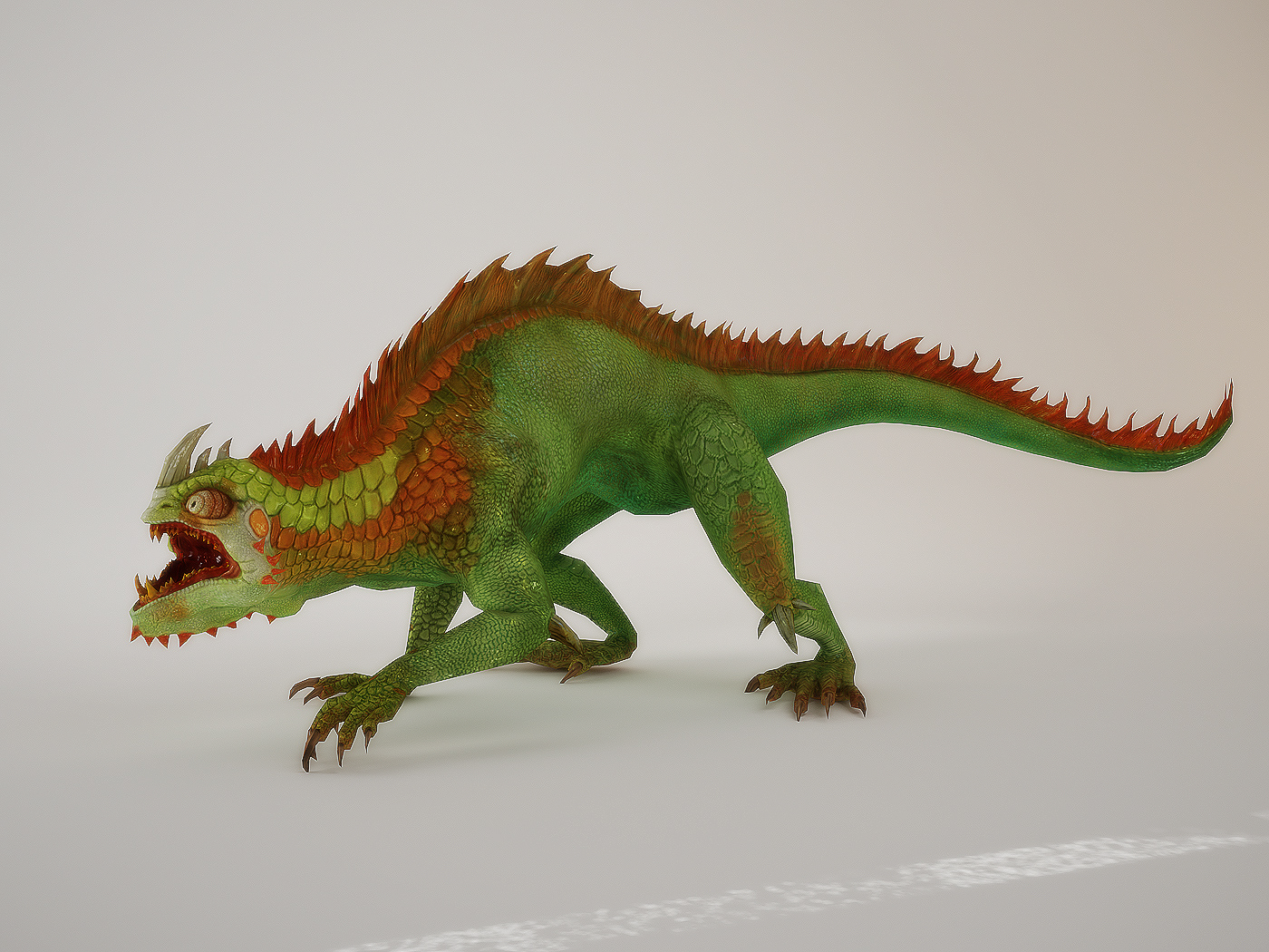 [3dFoin] New Year Sale - up to 60% off and new Fantasy lizard!!! 00