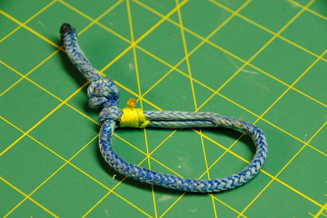A More User Friendly Soft Shackle