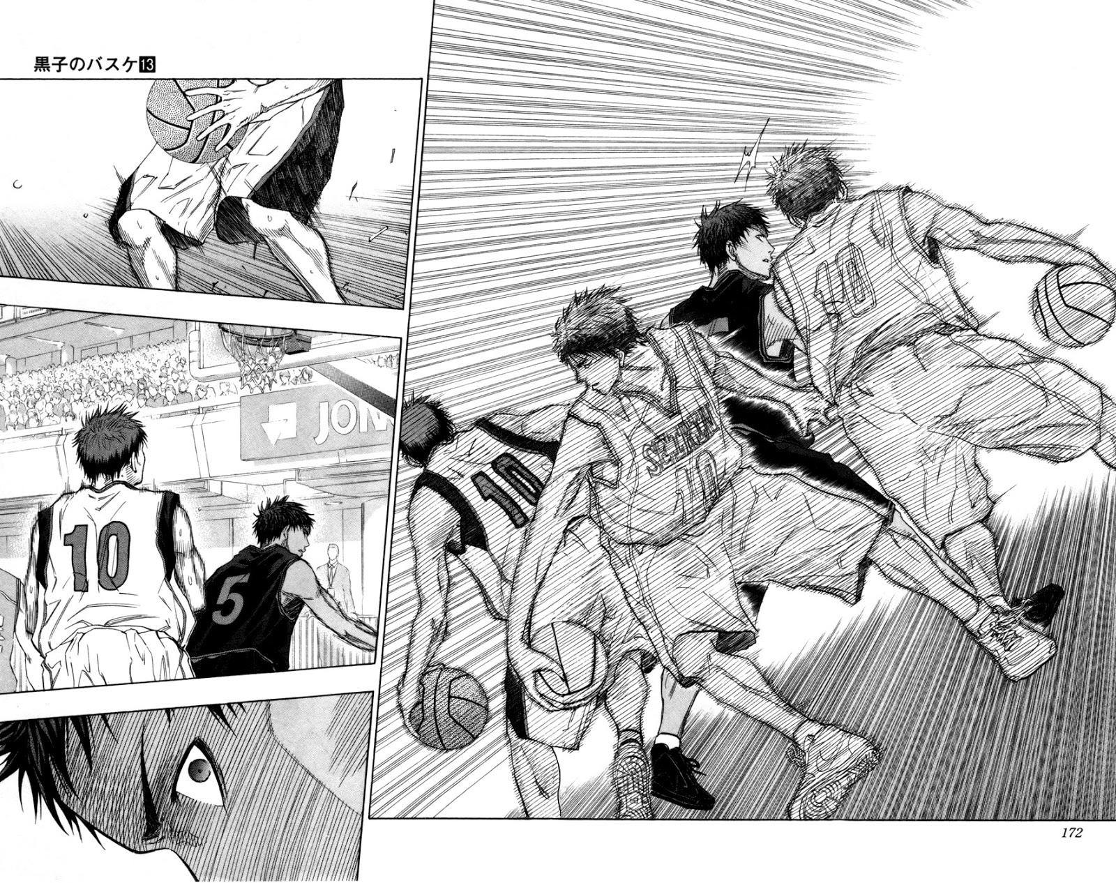 Kuroko no Basket Manga Chapter 117 - Image 2-173