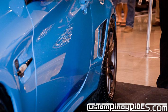 Hyundai Genesis Coupe Body Kit Designs by Atoy Customs 2012 Manila Auto Salon Custom Pinoy Rides pic24