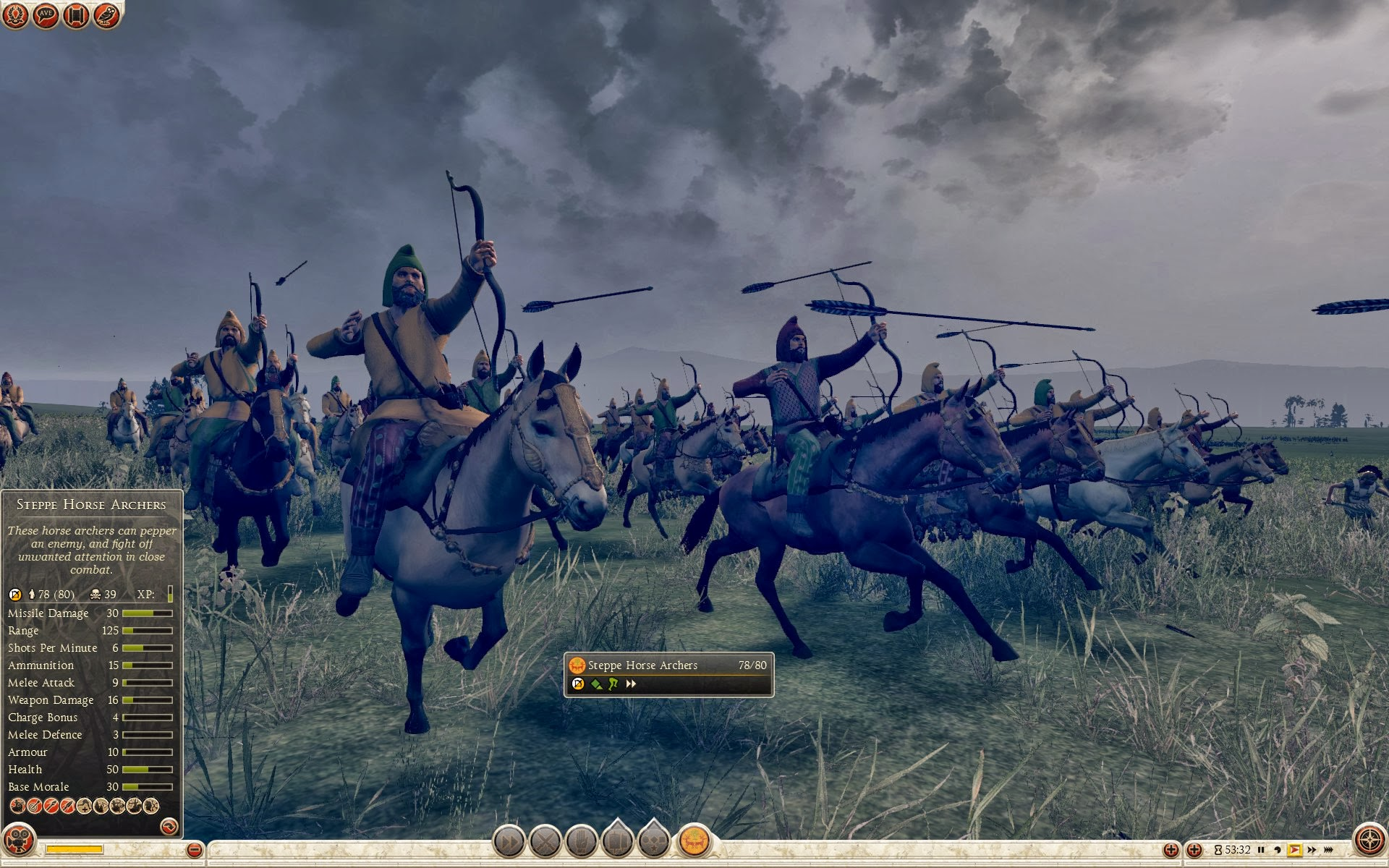 Steppe Horse Archers