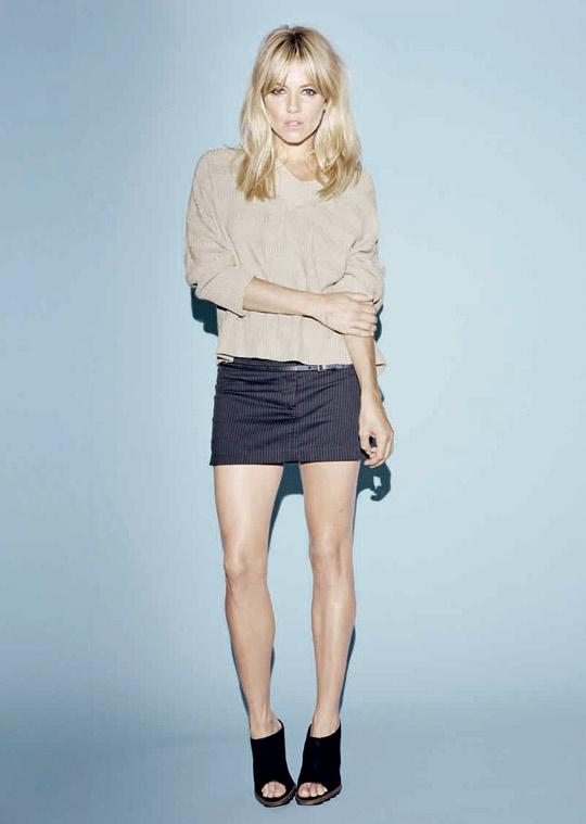 Twenty8Twelve Spring collection 2011 - My fashion Icon Sienna Miller