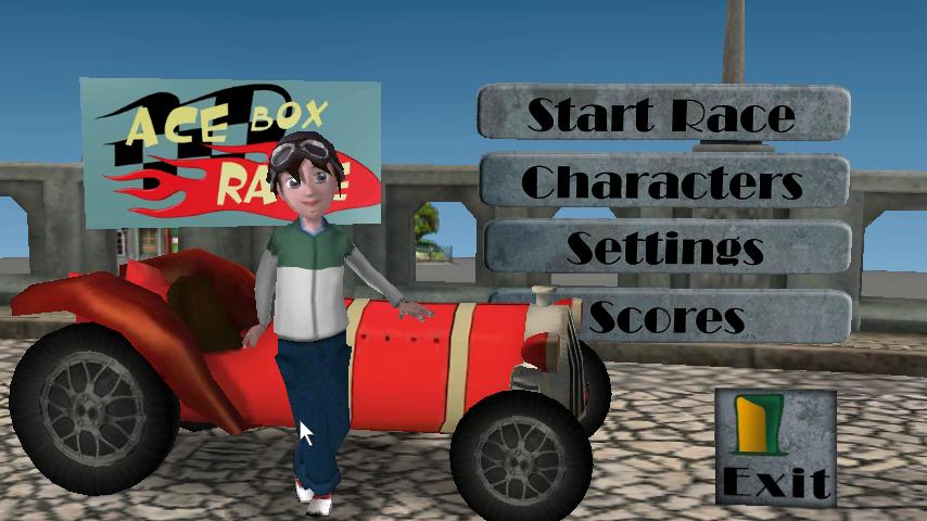 Ace Box Race | เกมส์รถแข่งตวัดสิ่งกีดขวาง | โหลดเกมส์แอนดรอยด์ฟรี