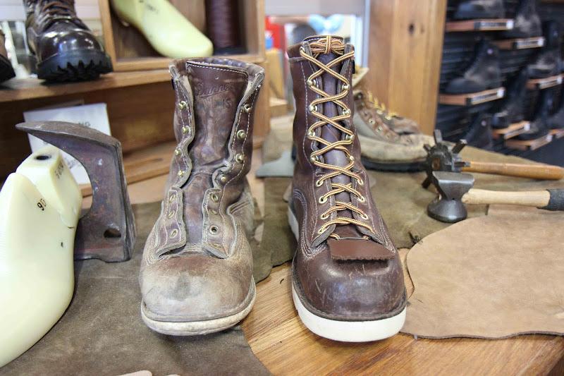 classic fashion: SCENE | Danner Boots