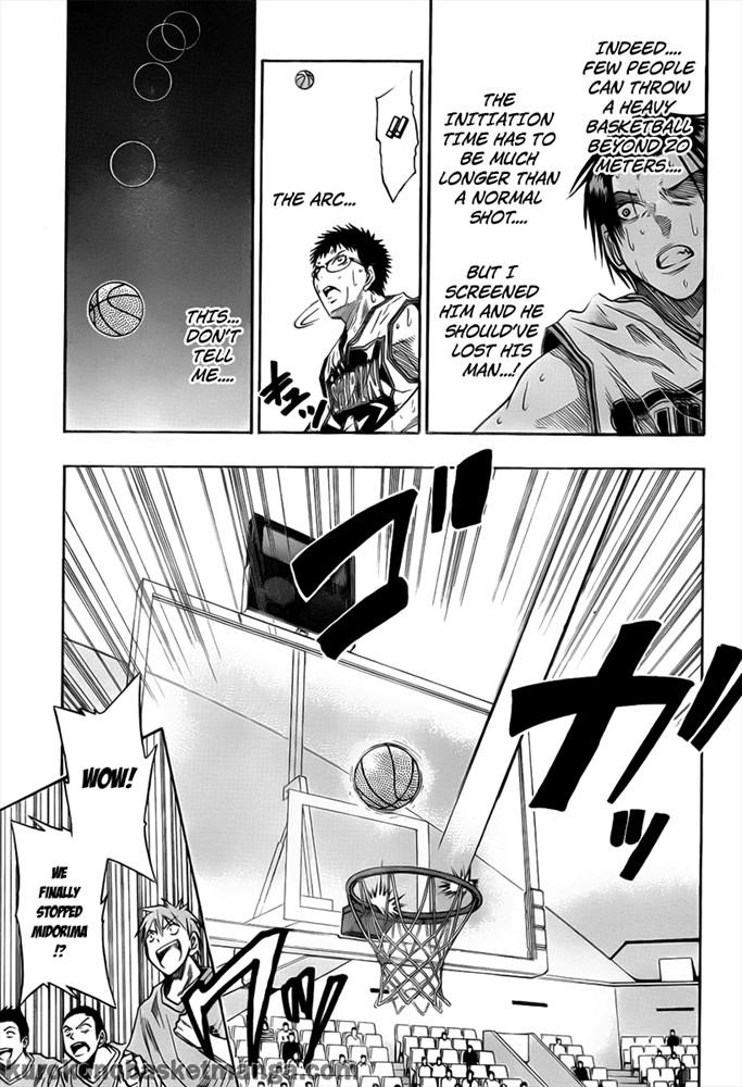 Kuroko no Basket Manga Chapter 31 - Image 09