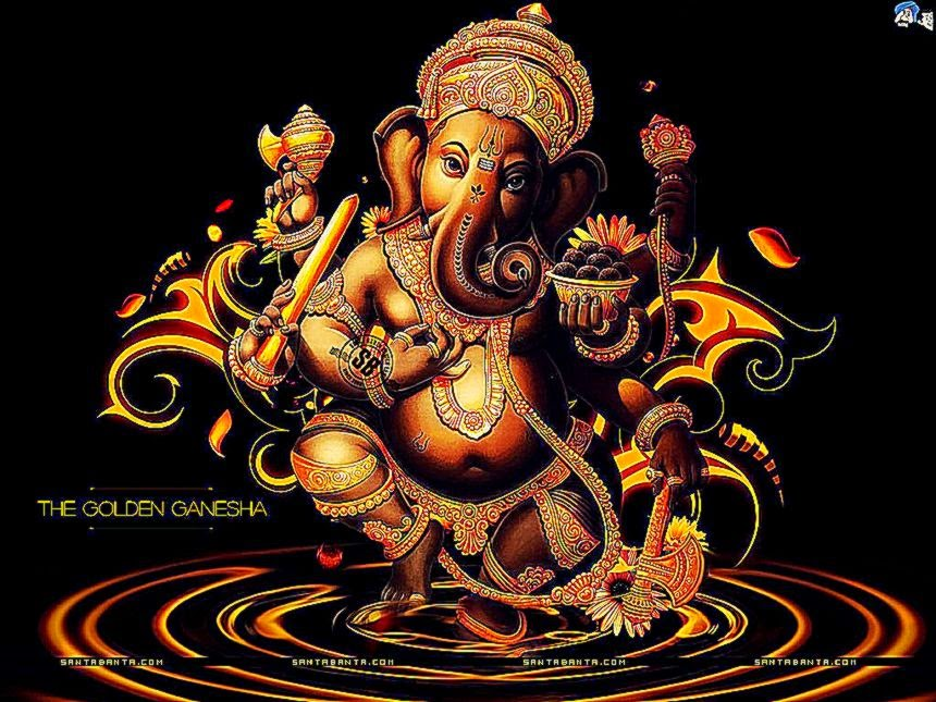 Latest Lord Ganesha HD Wallapers Collection