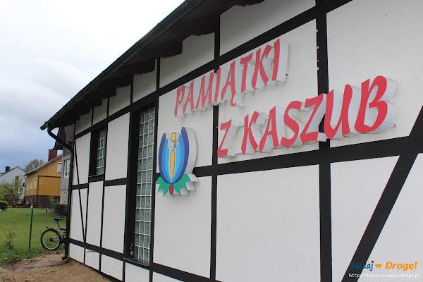 Kaszëbsczi Króm pamiątki z Kaszub w Mściszewicach