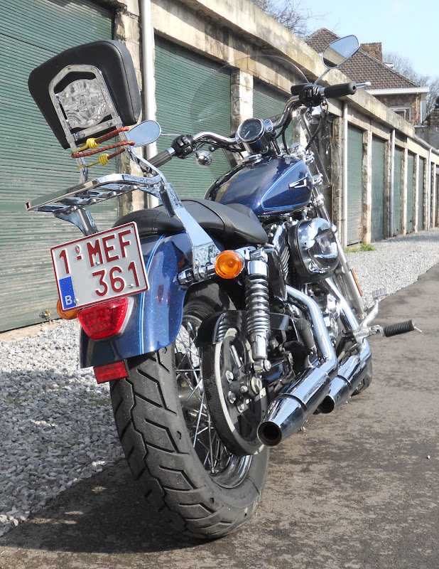 Harley-Davidson XLC de 2012 DSCN1224