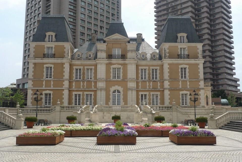 tokyo ebisu garden place