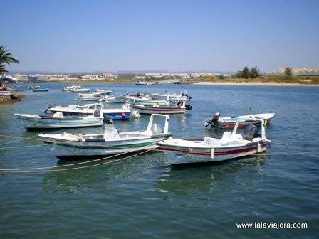 Embarcadero de Quatro Aguas, Tavira