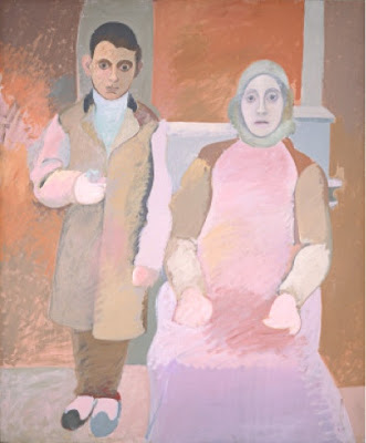 Arshille Gorky The Artist and his mother