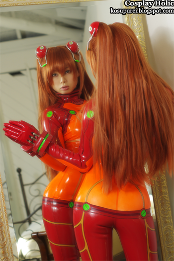 evangelion: 2.0 you can (not) advance cosplay - shikinami asuka langley by ushijima