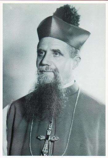 Mons. Fulgenzio Pasini, Vescovo di Sanyuan (Cina)