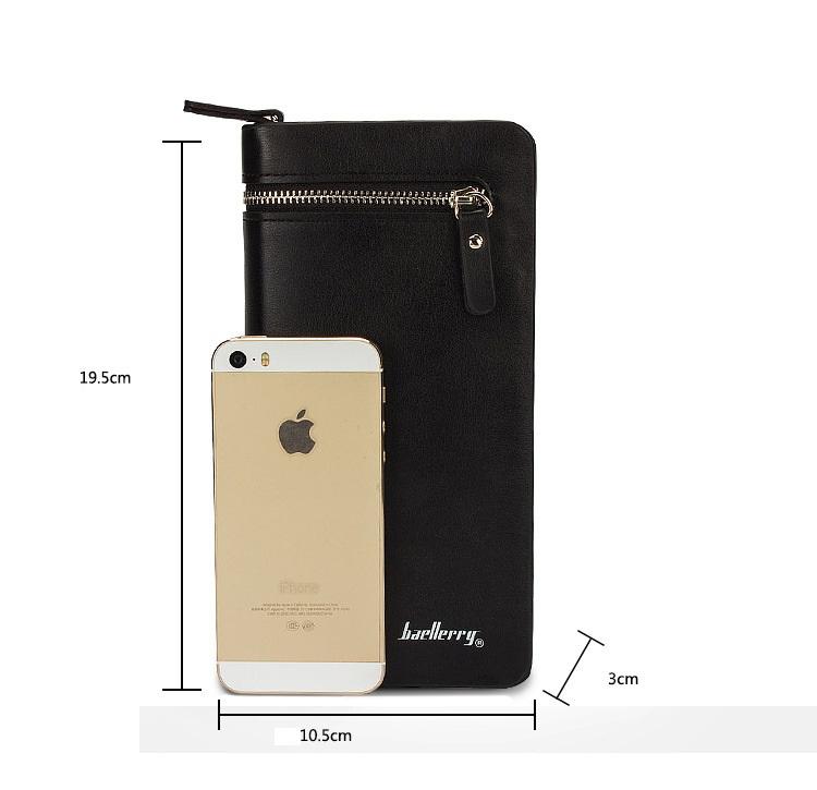 портмоне мужской клатч бумажник