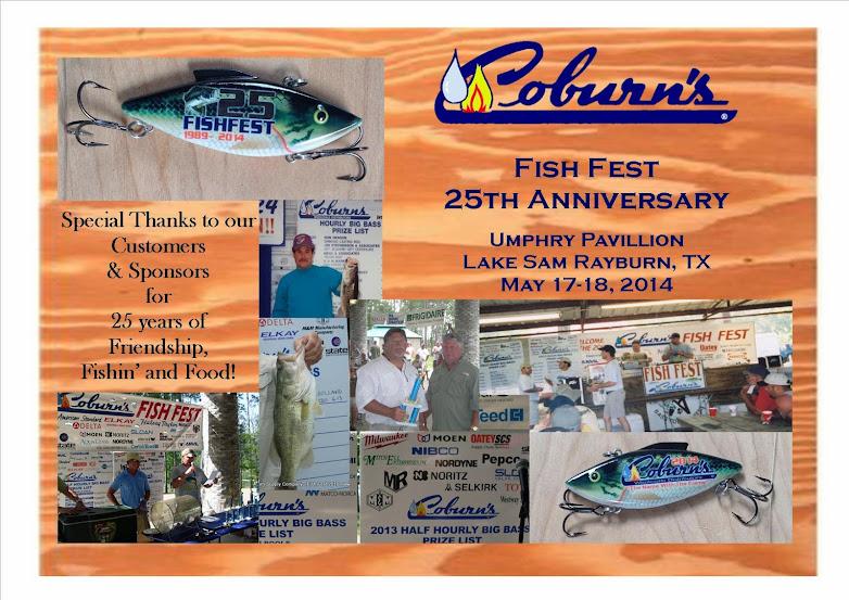 coburn supply fish fest