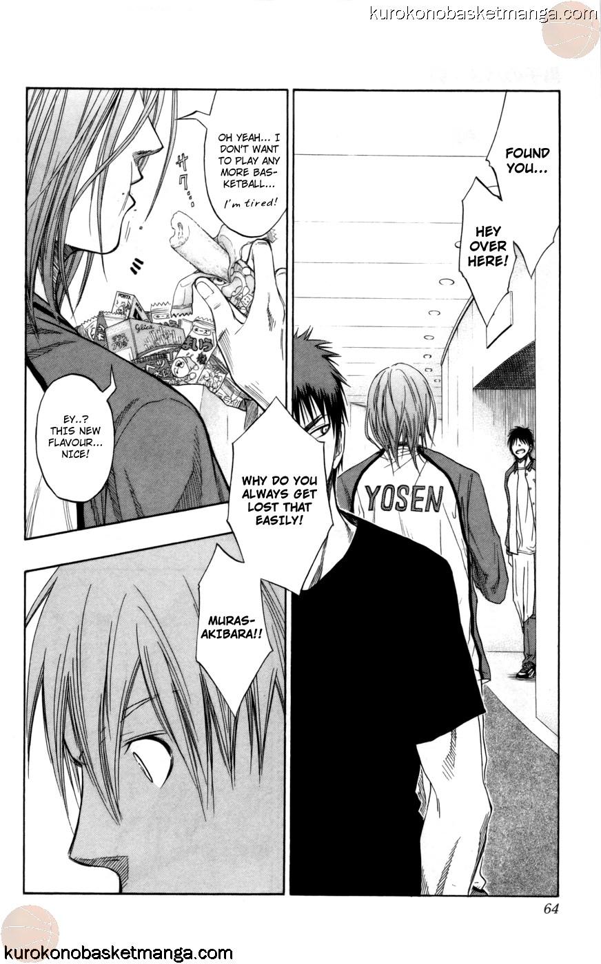 Kuroko no Basket Manga Chapter 73 - Image 18