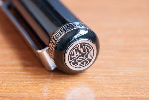 Duke Confucius Compound Art Fountaint Pen