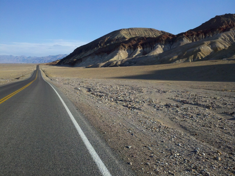 Death Valley Spring Double Century • Badwater Road