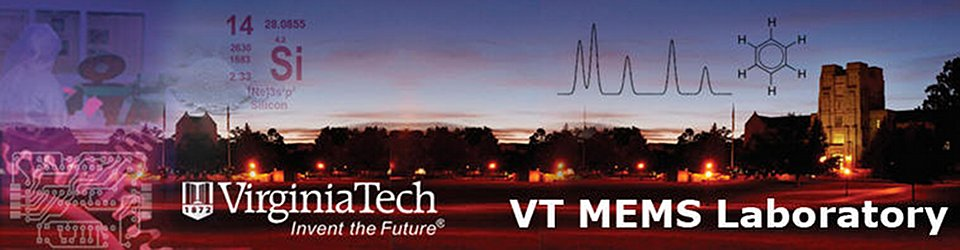 Welcome to the VT MEMS Website!