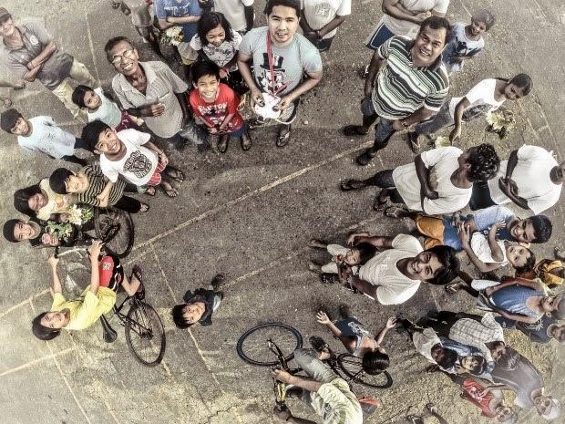 18 bức ảnh chụp bằng Drone tuyệt vời nhất năm 2014 - 56201