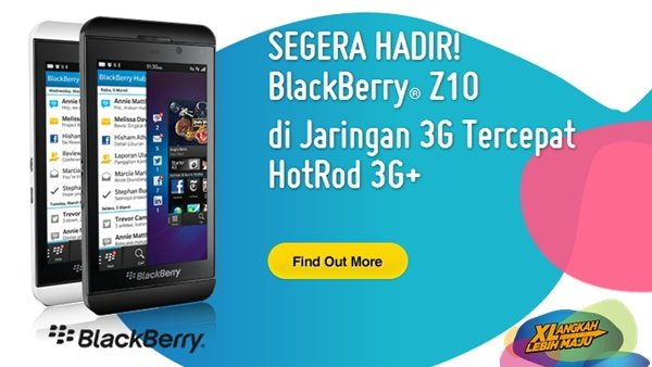 New, BlackBerry Z10